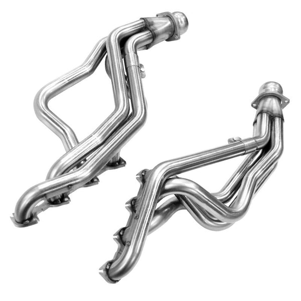 "1996-2004 Mustang GT V8 4.6L Kooks 1-5/8"" x 2-1/2"" Stainless Steel Longtube Header Set"