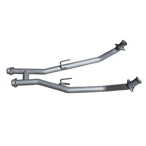 "1994-1995 Mustang GT/Cobra V8 5.0L BBK 2.5"" Off Road H-pipe"