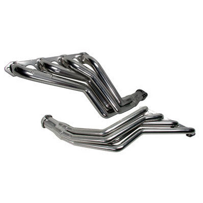 "1979-1993 Mustang V8 5.8L 351 Swap BBK Chrome 1-3/4"" Full Length Exhaust Headers"