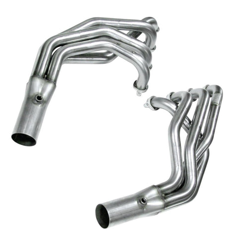"1979-1993 Mustang V8 (LSX Swap) Kooks 1-7/8"" x 3-1/2"" Stainless Steel Header Set"