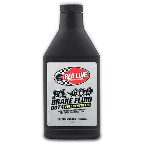 2013-2016 Focus ST Red Line RL-600 Brake Fluid