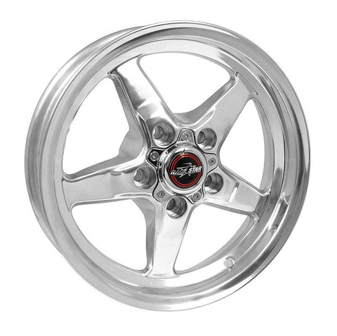 "1994-2010 Mustang Base/GT V6/V8 3.8L/4.6L/5.0L Race Star Drag Star Wheel - Direct Drill 15"" x 3.75"""