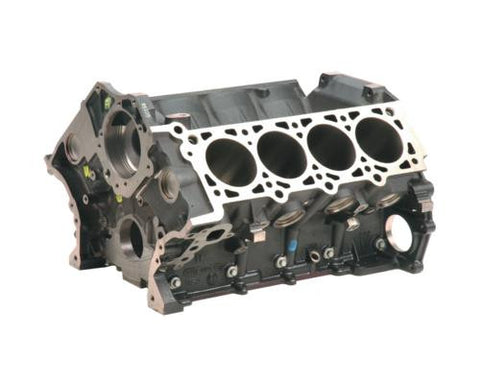 1996-2010 Mustang V8 4.6L Ford Performance Cast Iron BOSS Modular Cylinder Block