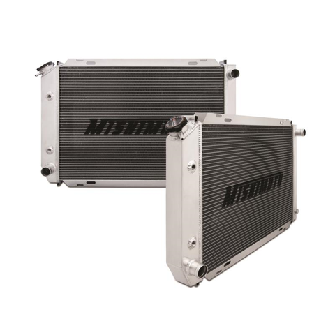1979-1993 Mustang (ALL w/ Automatic Trans) Mishimoto OE Style Aluminum Radiator