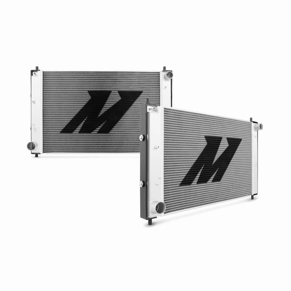 1997-2004 Mustang V8 4.6L (w/ Manual Trans) Mishimoto Performance Aluminum Radiator w/ Stabilizer System