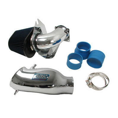 1996-1998 Mustang Cobra 2001-2002 Bullitt V8 4.6L BBK Chrome Cold Air Intake