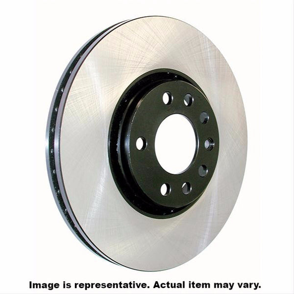 1987-1993 Mustang V8 5.0L Centric Premium 4-Lug Brake Rotor - Sold Individually