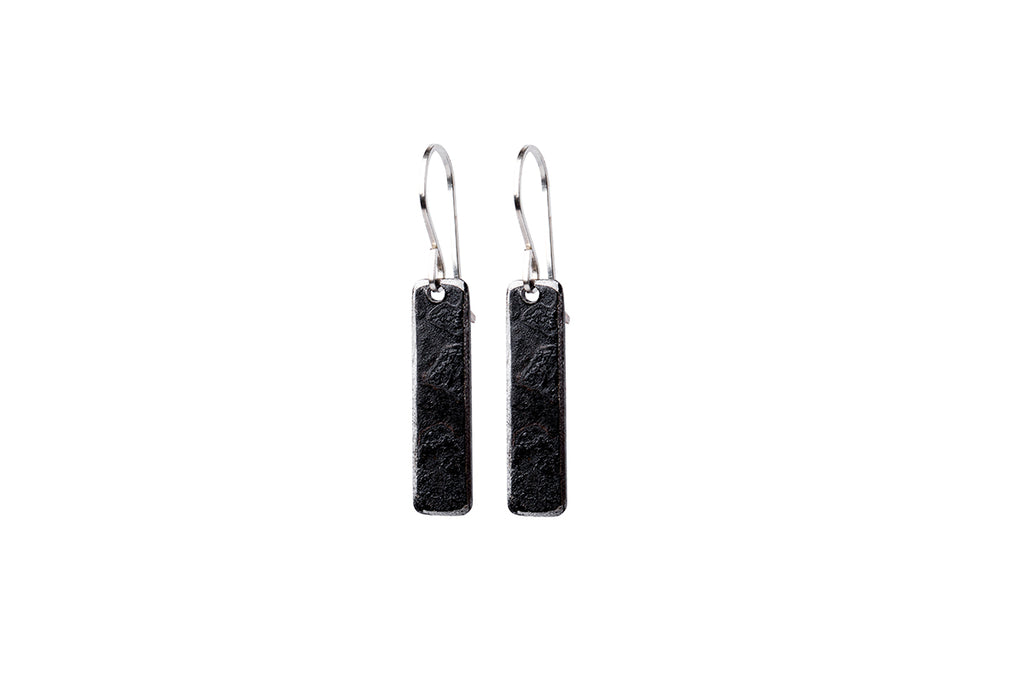 Short Strip Earrings