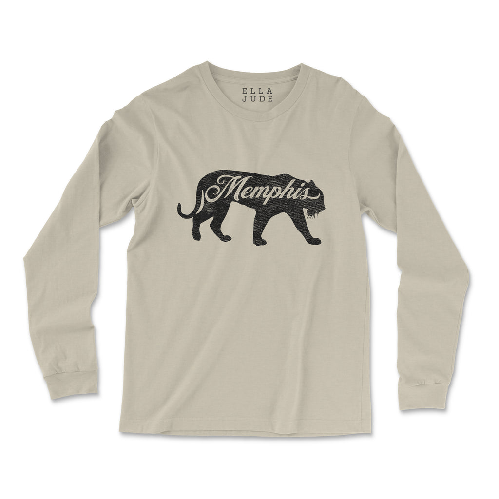 Memphis Tiger Long Sleeve