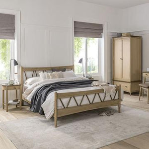 Henley Oak Bedroom Furniture