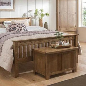 Auvergne Oak Bedroom Furniture
