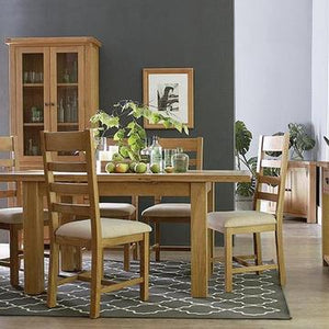 The Carbrooke Oak Dining Range