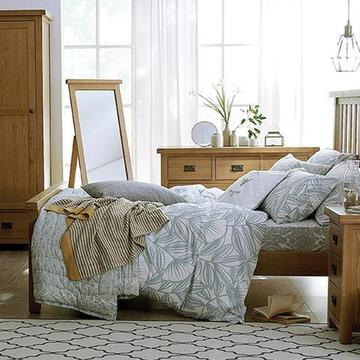 Carbrooke Oak Bedroom Furniture