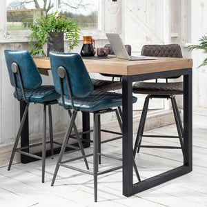 The Colebrook Industrial Dining Collection