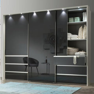 Elements Long Island Modular Wardrobes