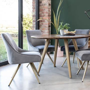 Mayfair Contemporary Dining Collection