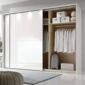 Elements Peru Contemporary Wardrobes