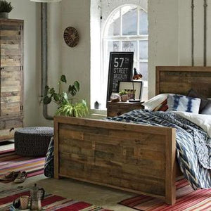 Colebrook Industrial Bedroom Furniture
