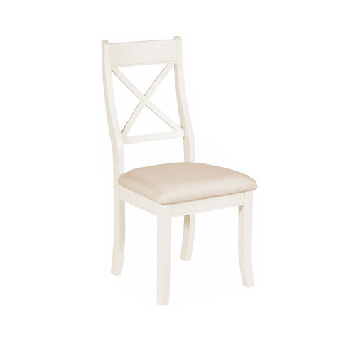 Hardingham White Painted - Bedroom Chair