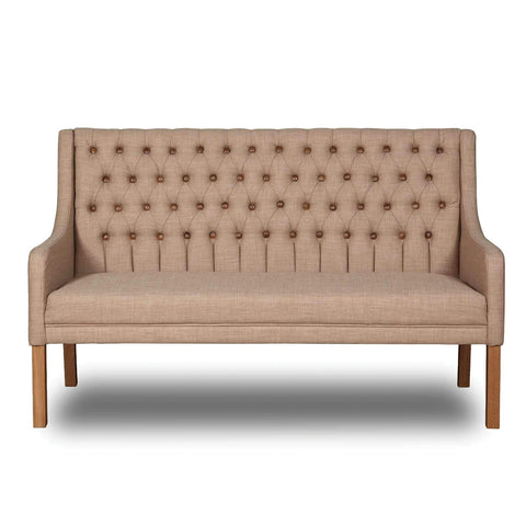 Stockwell 4 Seater Bench
