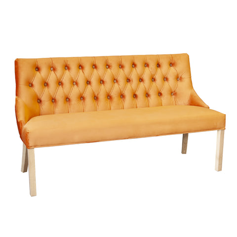 Soho Bench - 3 Seater Fabric