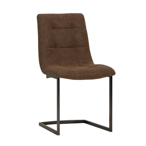 Finsbury Chair - Faux Leather
