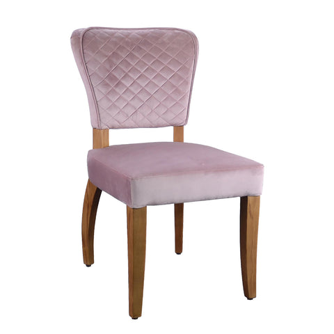 Benson Chair - Heather Velvet