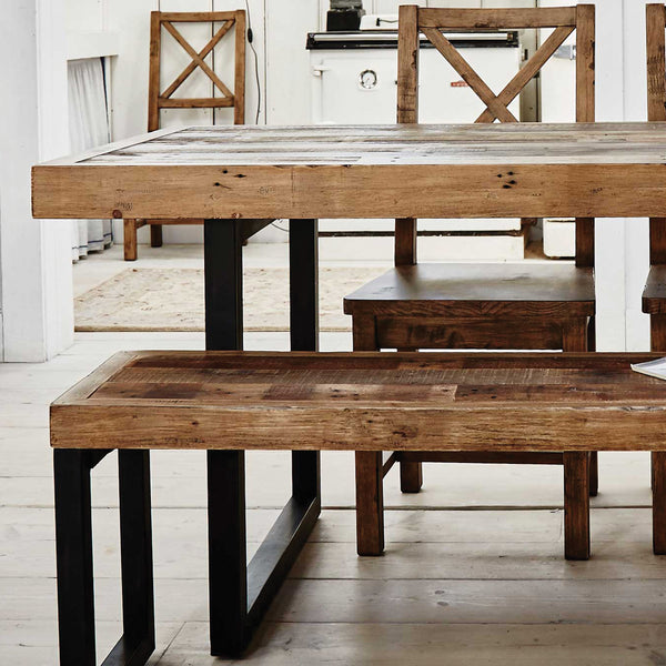 Colebrook Dining Table - 180cm Fixed