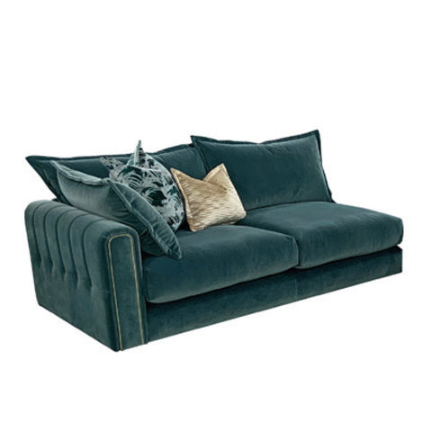 Dorothy Sofa Module - 1 Arm 4 Seater  ( Excluding Scatters)