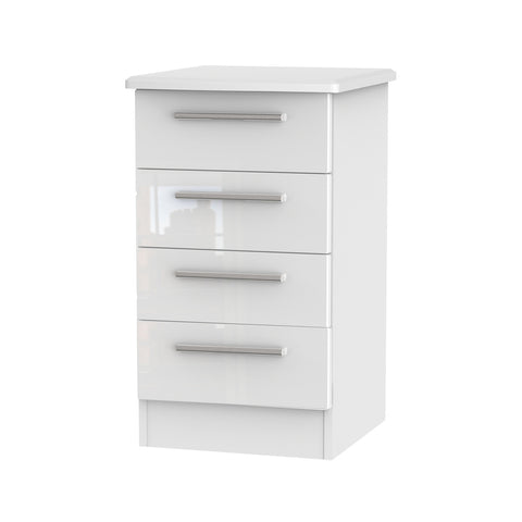 Kensington Chest of Drawers - 4 Drawer Midi