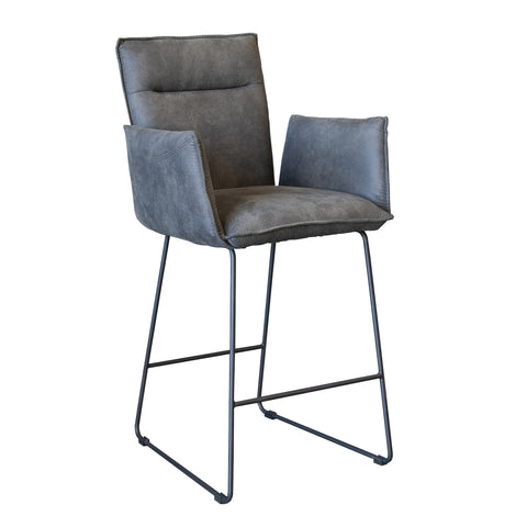 Grayson Bar Stool - With Arms