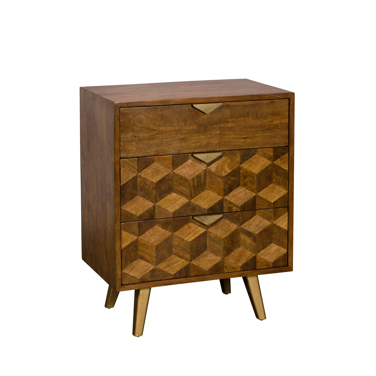 Mayfair Chest of Drawers - 3 Drawer
