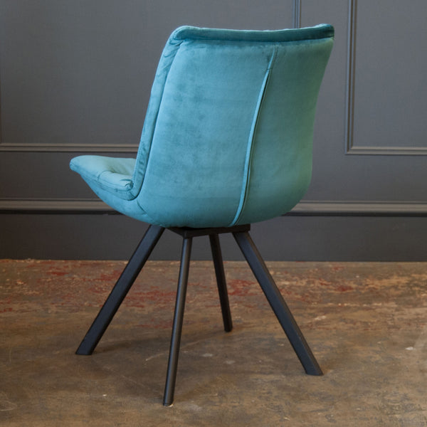 Mellie Dining Chair - Teal
