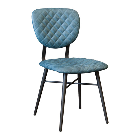 Maude Dining Chair - Vintage Blue