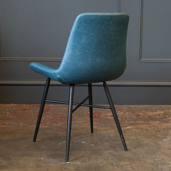 Bea Dining Chair - Vintage Blue