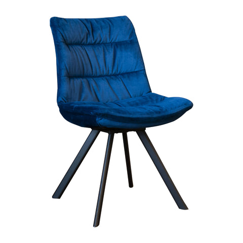 Mellie Dining Chair - Royal Blue