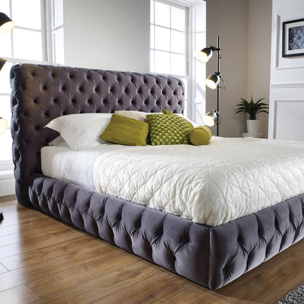 Monty Upholstered Bed