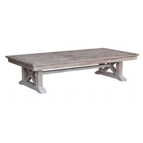 Burnham Reclaimed - Cross Leg Bench