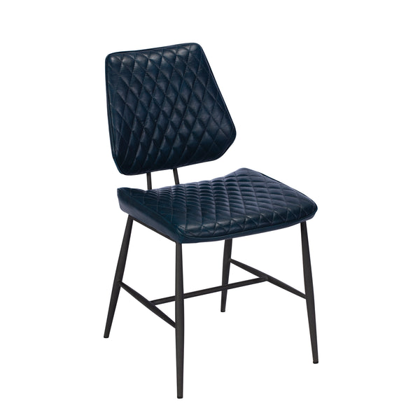 Dixie Dining Chair - Dark Blue