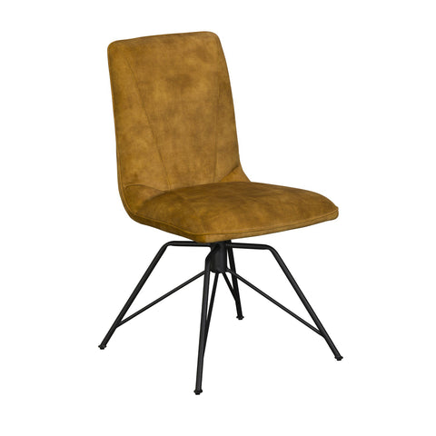 Oslo Dining Chair - Gold