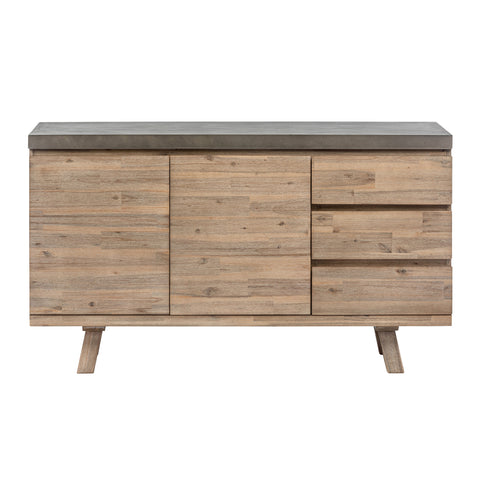 Chichester Concrete Sideboard - Large