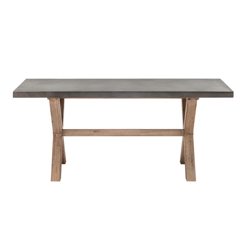 Chichester Concrete Dining Table - Large Rectangular