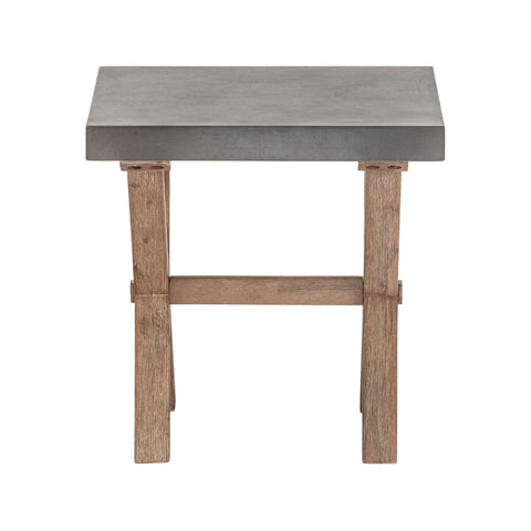 Chichester Concrete Occasional - Side Table
