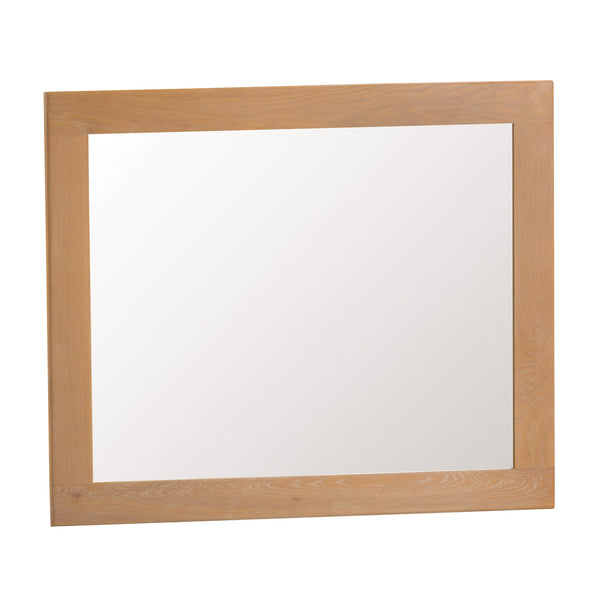 Carbrooke Oak Mirror - Large