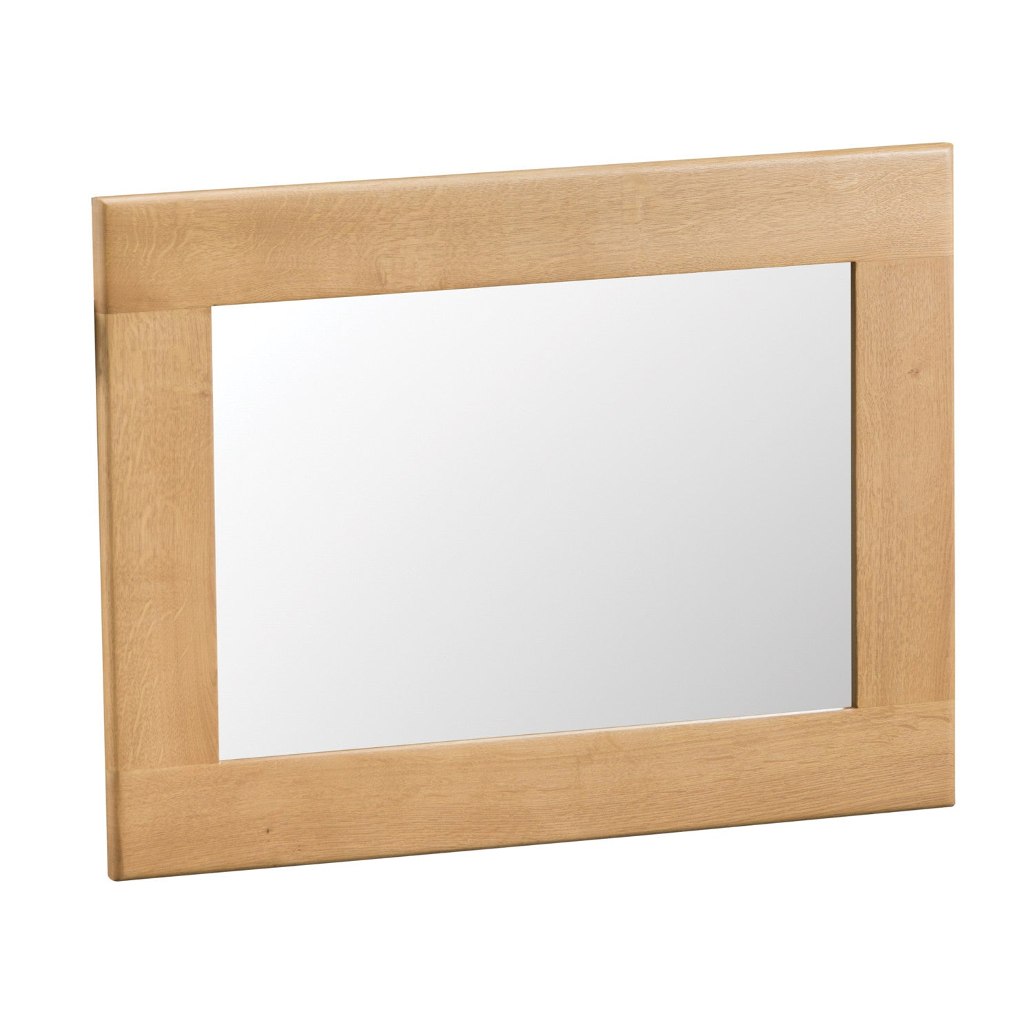 Carbrooke Oak Mirror - Small