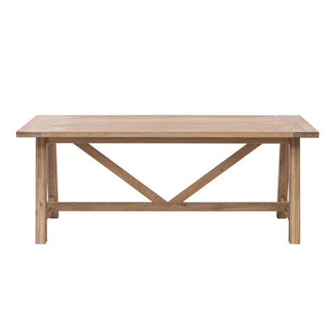 Chippenham Dining Table - 200cm Fixed
