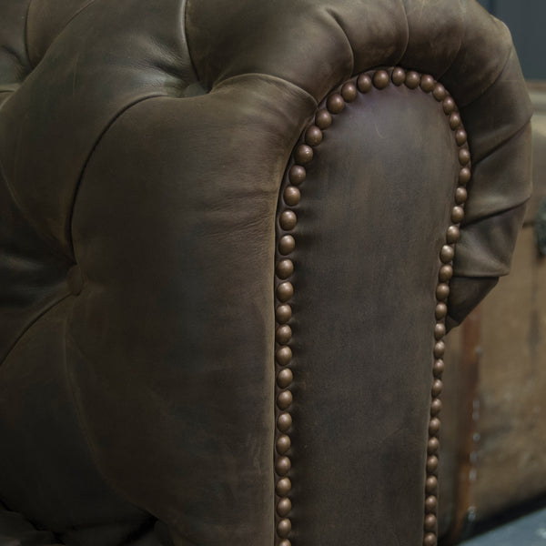 Clerkenwell Snuggle Chair - Excluding Scatters