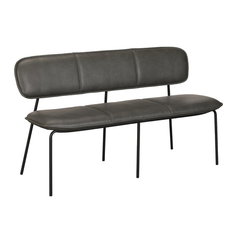 Eliza Bench - Grey