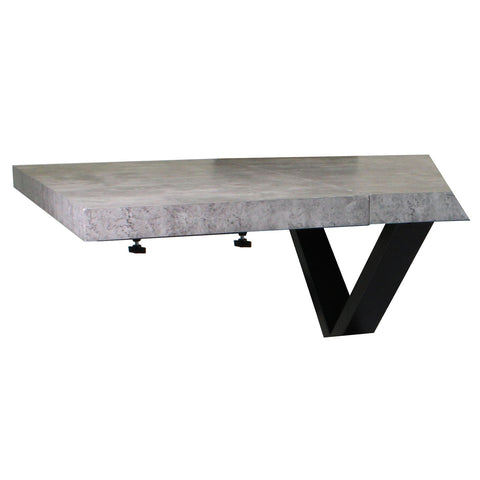 Elsworthy Stone Effect - Dining Table Extension Leaf