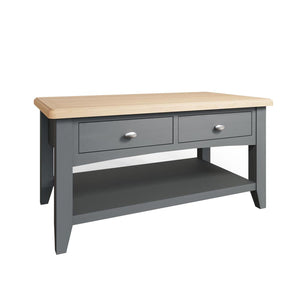 Faro Grey Coffee Table - Large